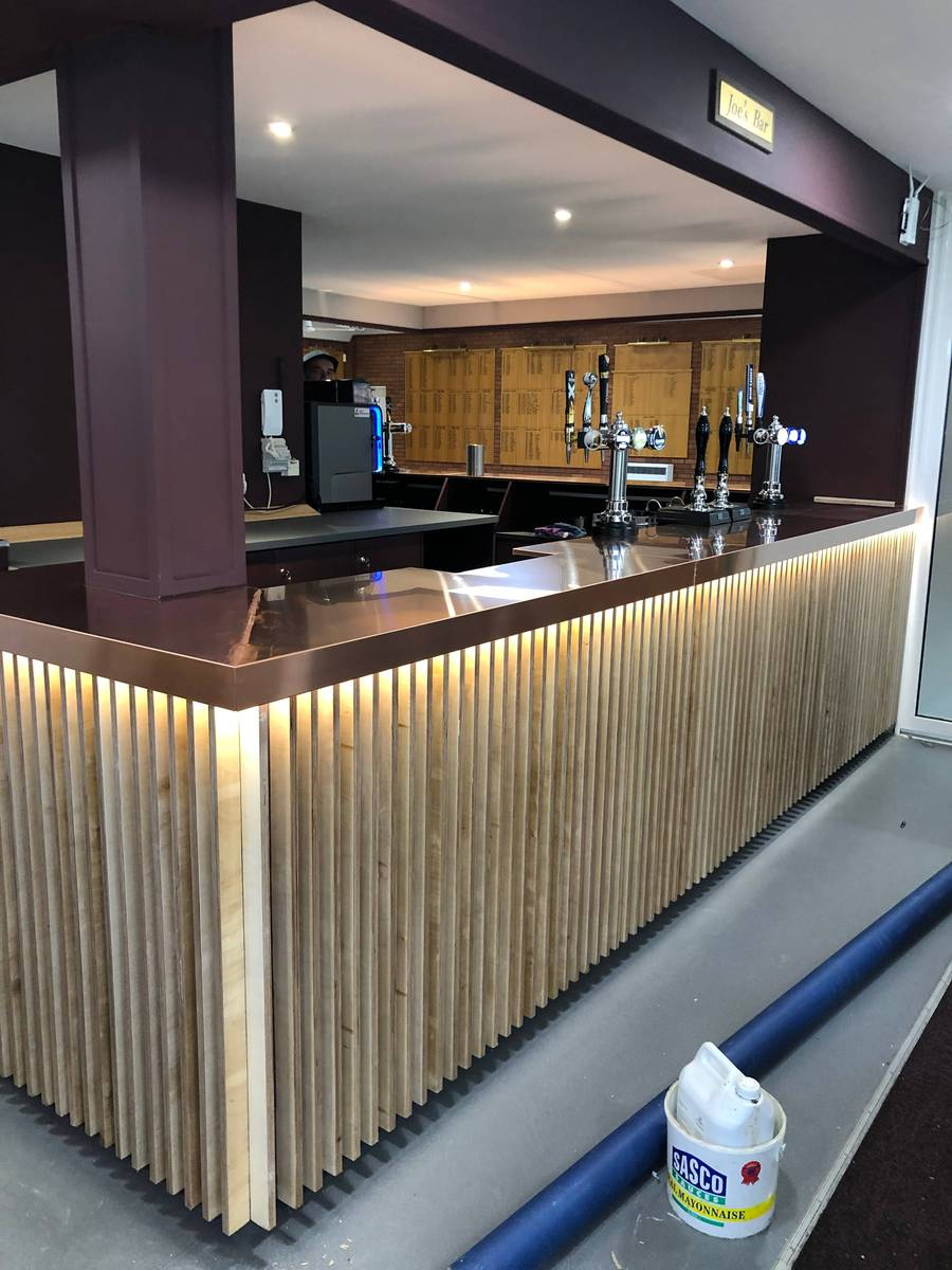 image showing St Neots Golf Club Interior Facelift